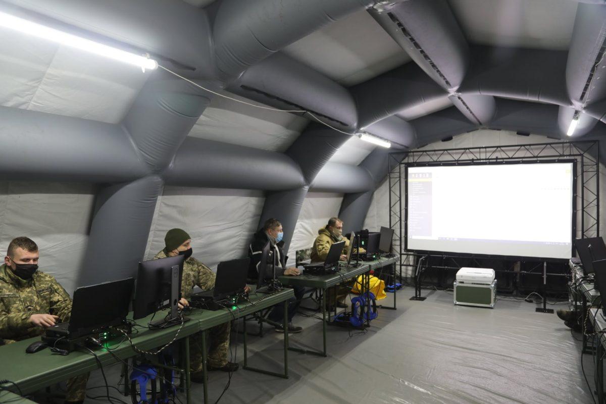 В Командуванні Сухопутних Військ відбулася науково-практична конференція з керівним складом тероборони