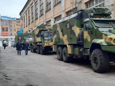 На замовлення Міноборони  розпочато виготовлення  ракетних комплексів «Нептун»