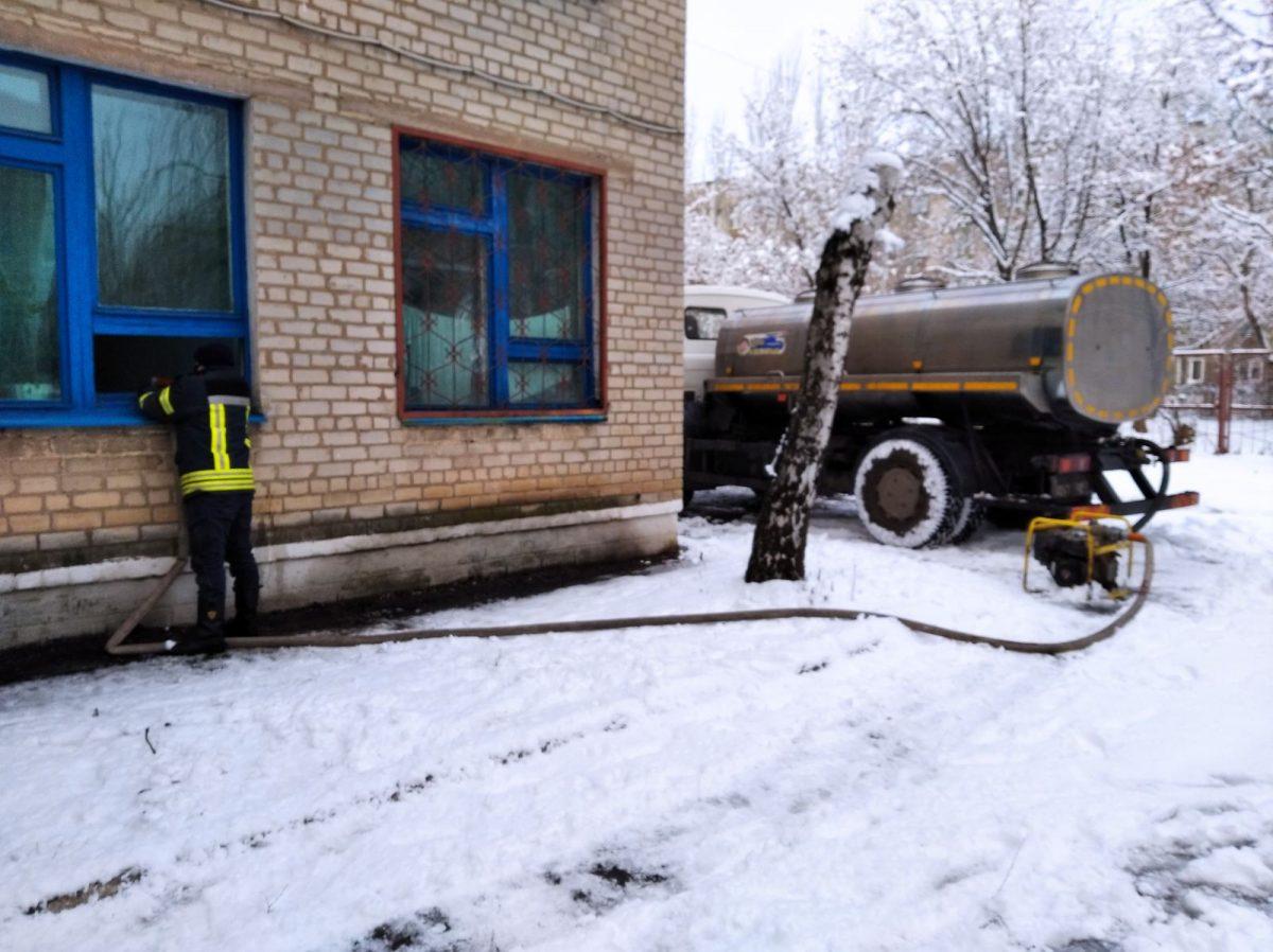 Об`єднані сили продовжують відновлювати інфраструктуру Донбасу