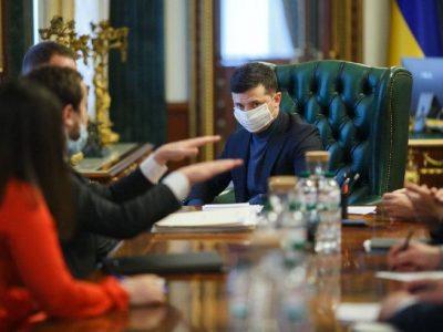 Україна продовжить працювати над посиленням міжнародного тиску на РФ – названо пріоритети Офісу президента на 2021-й