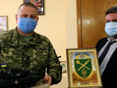 НАК «Нафтогаз України» передала військовослужбовцям ОК «Північ» спонсорську допомогу