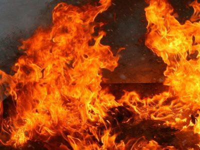 Пожежу в одному з приміщень на території військової частини у Бережанах ліквідовано