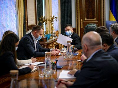 Президент доручив уряду обговорити з громадськістю карантинні обмеження