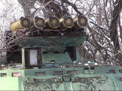 Протитанкові резерви ООС тренуються знищувати ворожу техніку