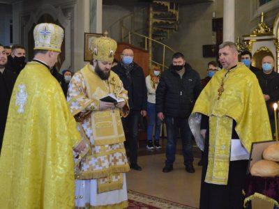 В Одесі відбулася панахида за українськими воїнами, які віддали життя за Батьківщину