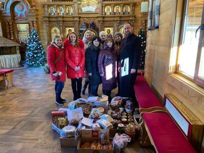 Свято на Донбас везуть тернопільські волонтери