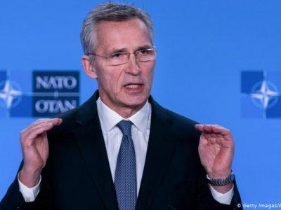 Єнс Столтенберг: «Росія не має права вирішувати, чи приєднається та або інша країна до НАТО»