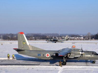 На Вінниччині планові польоти виконує транспортна авіація