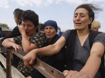 Європейський суд з прав людини визнав Росію винною у злочинах у Грузії внаслідок війни 2008 року