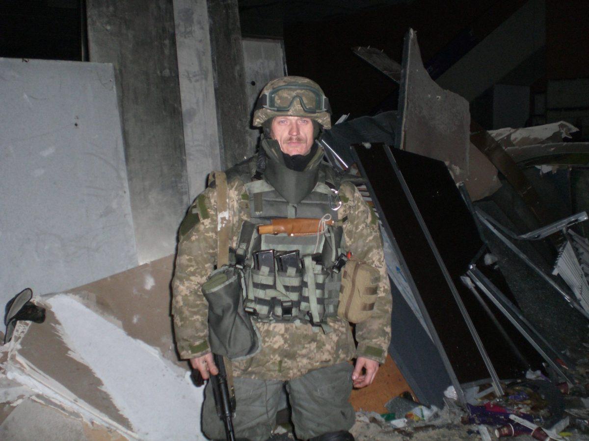 «Останній бій» — спогади «кіборга» Андрія Казмірчука