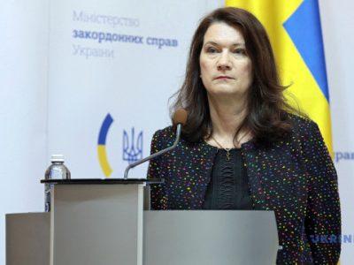 Діюча голова ОБСЄ, міністерка закордонних справ Швеції Анн Лінде здійснить візит до України