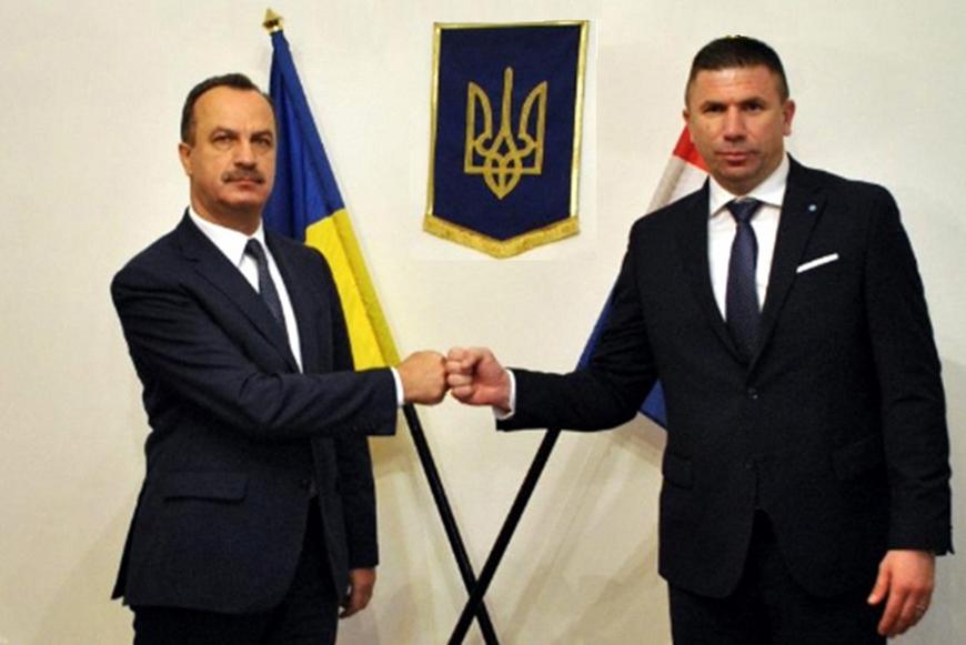 Україна й Хорватія продовжать тісну співпрацю у сфері реабілітації ветеранів АТО