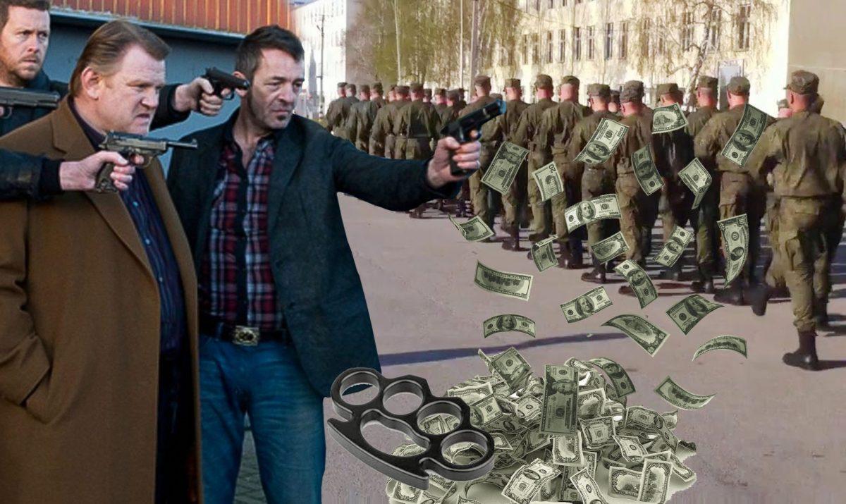 У Росії 11 бандитів тримали в страху цілу мотострілецьку бригаду