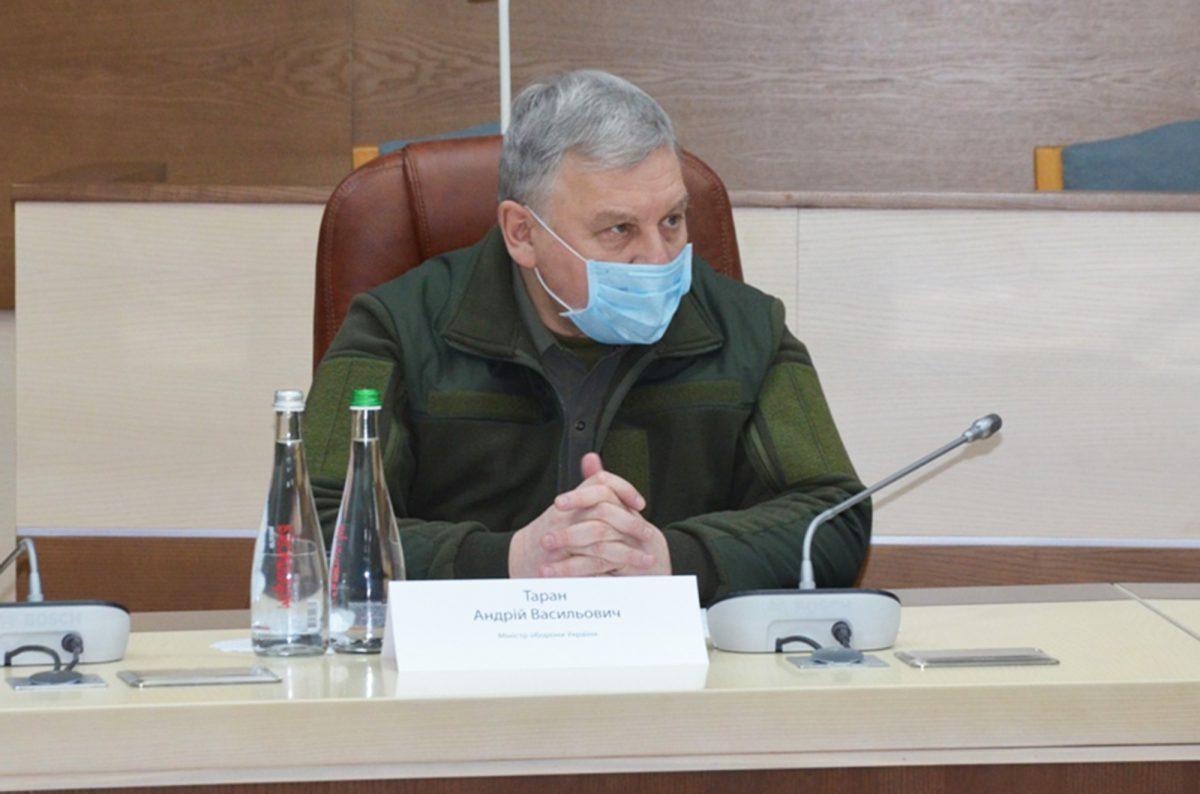 Міноборони готове розширити фінансування української ракетної програми, — Андрій Таран