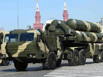 Кремль продав хвалений «Буркотун» С-400 американцям?