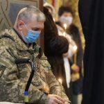 У Києві молитвою вшанували пам'ять загиблих «кіборгів»