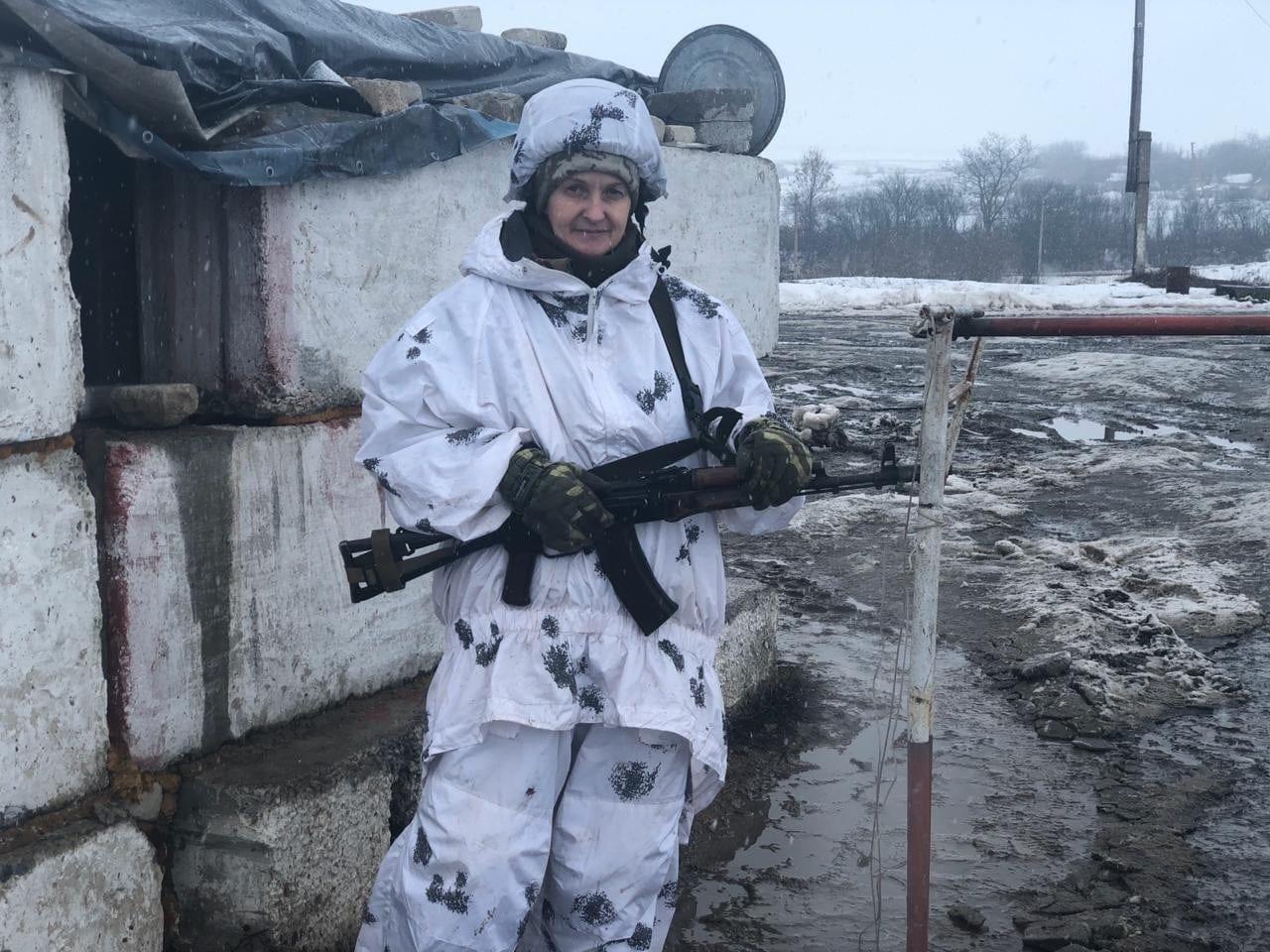 Як польська волонтерка стала українською військовою