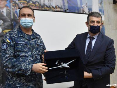 «Цього року ВМС України отримають комплекс безпілотних апаратів із покращеними характеристиками» — контр-адмірал Олексій Неїжпапа