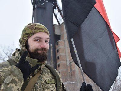 Олексій Годзенко привітав українців з Новим 2021 роком, як його батько у 2016-му