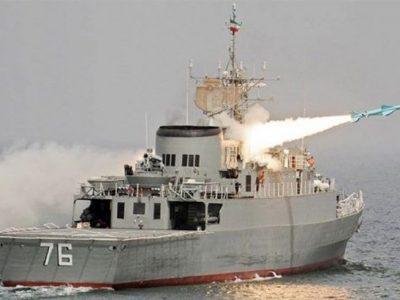 Іран проводить військові ракетні навчання в Оманській затоці