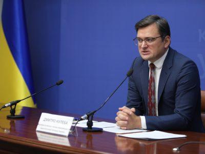 Найближчими днями побачимо, якою буде динаміка подальшого переговорного процесу щодо Донбасу – Дмитро Кулеба