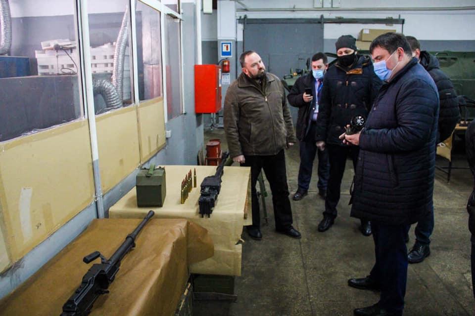Завод «Маяк» готує до передачі Збройним Силам новий 120мм міномет на заміну «Молоту»