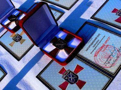 Нацгвардійці отримали нагороди від командувача Об'єднаних сил