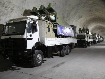 Іран побудував підземну ракетну базу на узбережжі Перської затоки