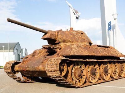 «Іхтамнєти» сідлають Т-34