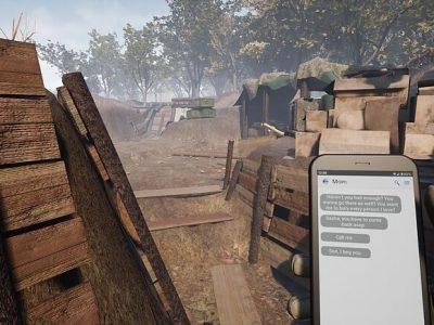 «Точка неповернення» – відеогра про ветеранів війни на Донбасі