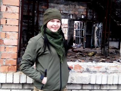 25-річна ветеранка АТО відроджує стародавню традицію шиття українського одягу