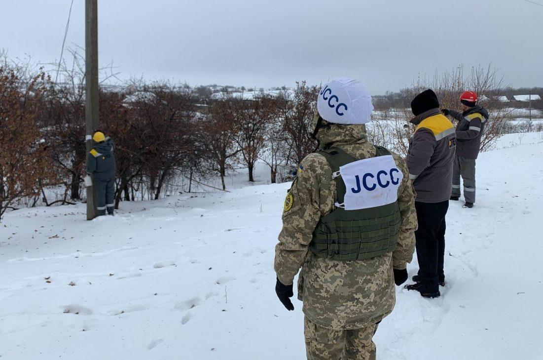 Тривають заходи із відновлення пошкоджених і будівництва нових об'єктів інфраструктури Донбасу