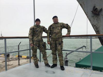 Для військових водолазів ВМС України закупили сучасні гідрокостюми польського виробництва
