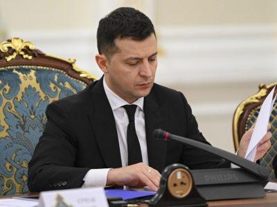 Президент України ввів у дію рішення РНБО про збільшення оборонного бюджету-2022