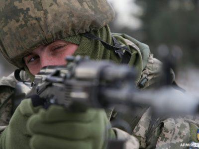 Гірські штурмовики наступають «по-натовськи» на Рівненщині