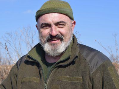 «Мрію повернутися до рідного міста. Ми ввійдемо в Донецьк, я вірю в це!»