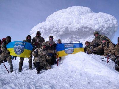 «Курс гірської підготовки»: випробування снігом і двома циклонами