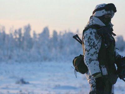 Війна з холодом. Яким зимовим одягом забезпечені військові в ООС?