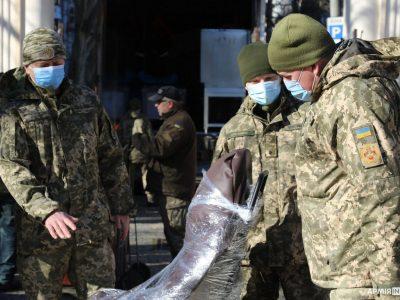 Військовий госпіталь та санаторій «Одеський» отримали гуманітарну допомогу на майже 800 тисяч гривень