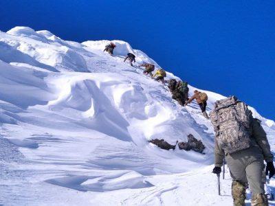 «Курс гірської підготовки»: нарешті усміхнулося сонце!