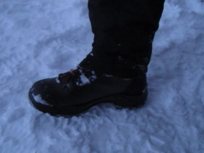 Нові зимові берці військові випробовують за екстремальних погодних умов
