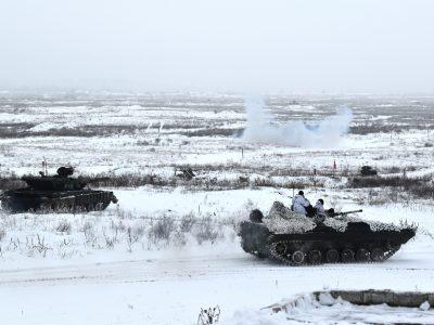 Командно-штабні навчання з бригадою оперативного командування «Північ»: завершальний етап та підбиття підсумків