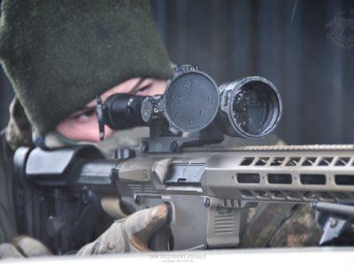У ССО України відбувся зимовий збір снайперів