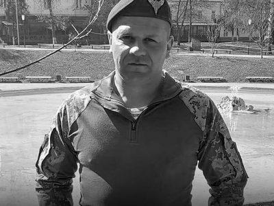 Полтавщина провела в останню путь воїна-десантника Олександра Глушка