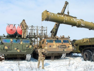 Дивізіон С-300В1 відпрацював нові тактичні прийоми протиповітряного бою