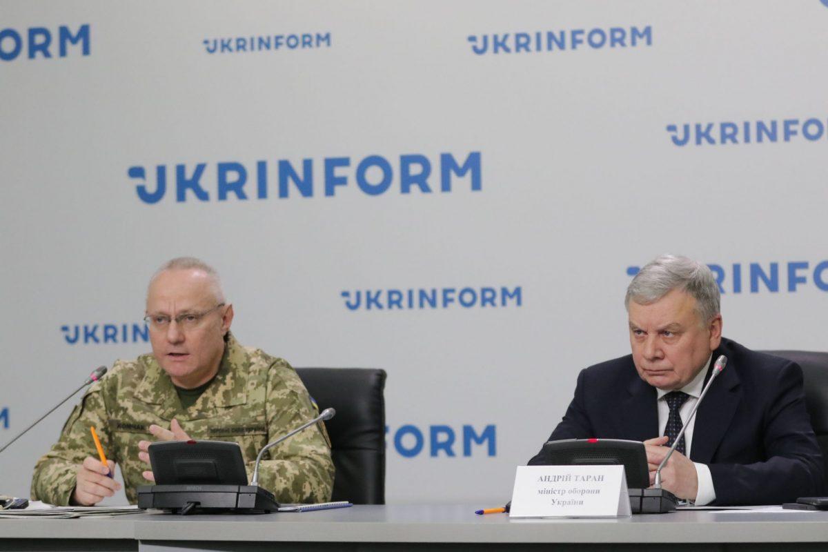 «Для прискорення руху до членства в НАТО ми зробимо все можливе» — Міністр оборони України