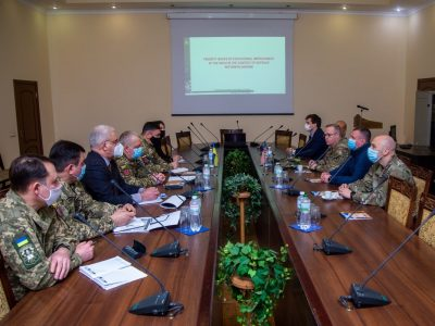 Представники США та України скоординували напрями співробітництва у сфері військової освіти