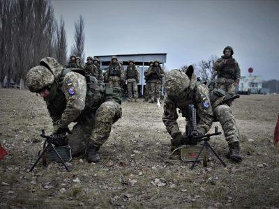 Десантники нарощують бойові спроможності