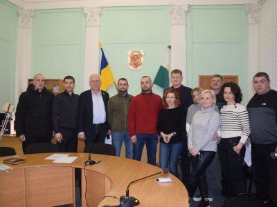 На Полтавщині відбулась презентація ветеранського проєкту «Простір можливостей»