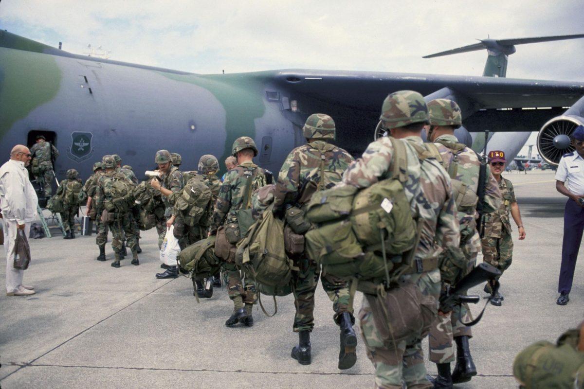 Військовий контингент у Іраку Альянс збільшить у вісім разів